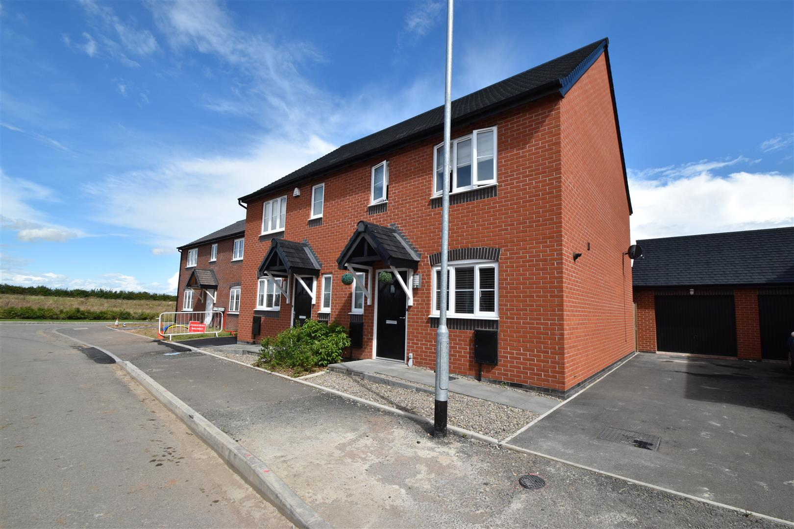 House for sale in Anglia Crescent, Kemspey, Worcester